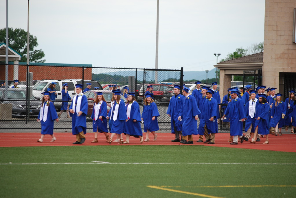. Tulpehocken High School Class of 2018 celebrated Commencement on June 6, 2018. Photos by Lisa Mitchell
