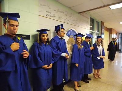 Tulpehocken High School Class of 2017 Graduation