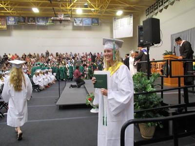 Twin Valley High School Class of 2017 Graduation