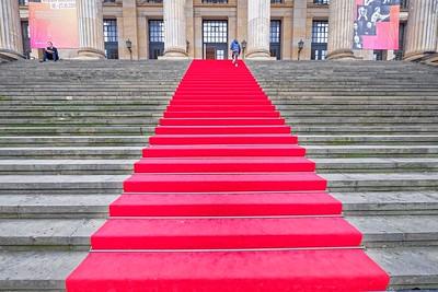 Konzerthaus Stairs at Gendarmenmarkt