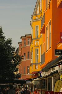 Berlin 2014 - Spandau. street scene