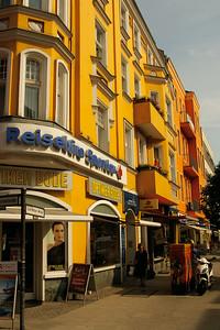 Berlin 2014 - Spandau, buildings, street scene