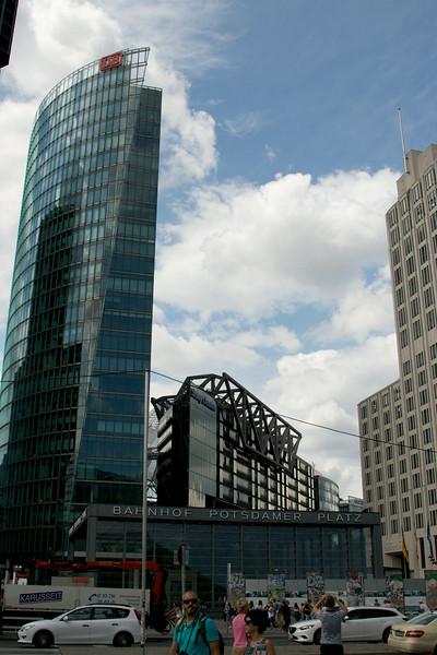 Berlin 2014 Potsdammer Platz
