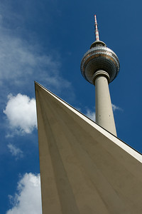 Berlin 2014 TV tower