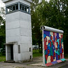 Berlin 2014 - Allied Museum - Section of wall and guard tower