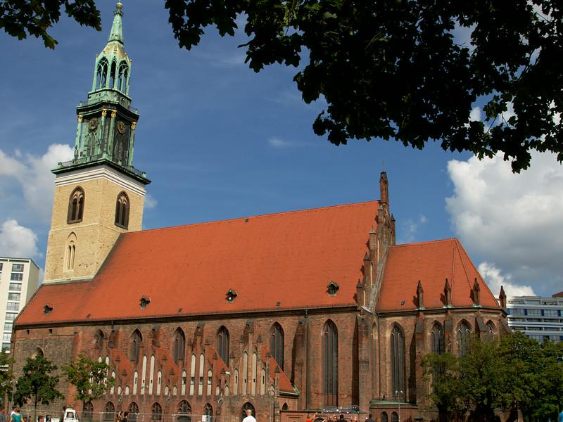 Berlin 2014 - St. Marian church