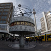 World Clock, Alexanderplatz, Mitte district, Berlin