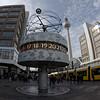 World Clock, Alexanderplatz, Mitte district, Berlin