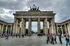 The Brandenburg Gate, shot 11c July, 2012.