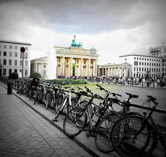 Berlin June 2012