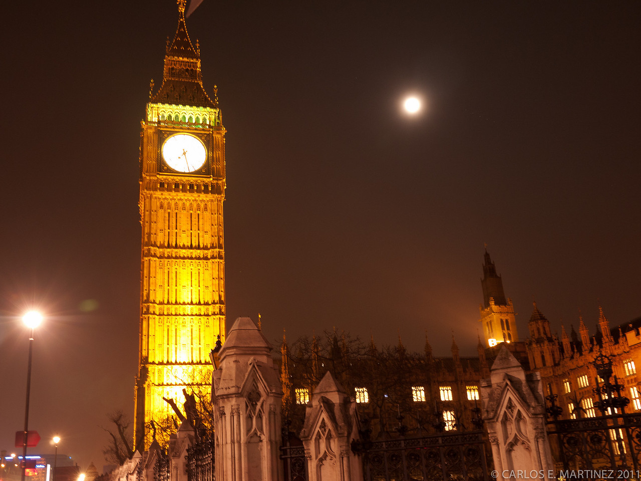 Big Ben, London, UK