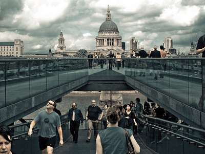 St Paul Cathedral - London