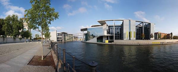 9476x3876, Berlin, German Bundestag, Reichstagufer, Marie-E.-Lüders Haus