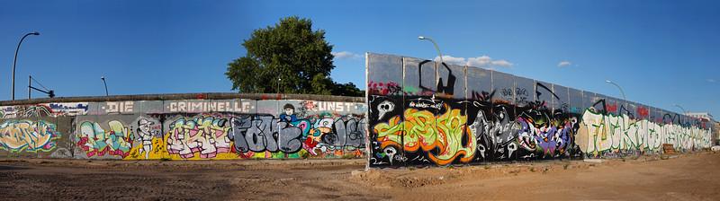 22453x6280, The Wall, Berlin