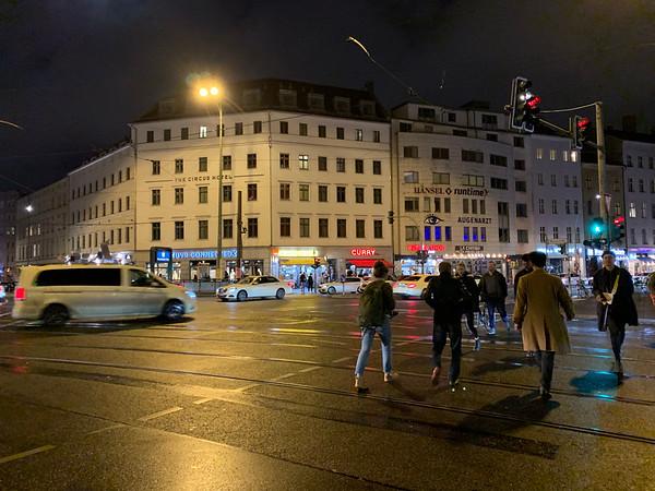 Berlin Mitte - © Aram Radomski 2019