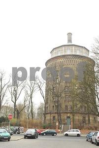 Berlin Wasserturm Prenzlauer Berg
