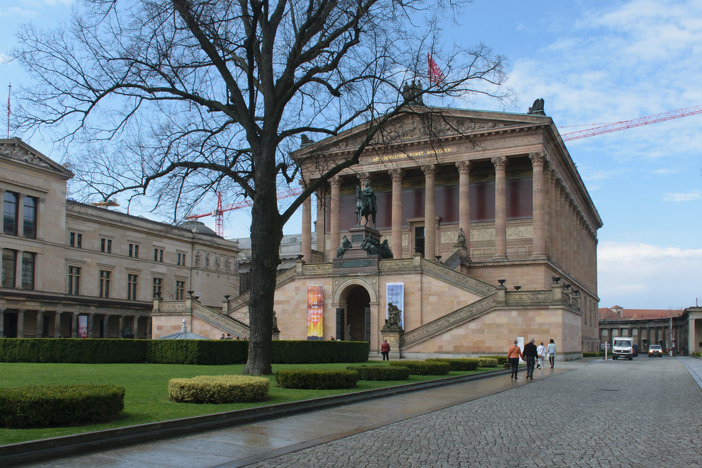 Alte Nationalgalerie, Berlin.