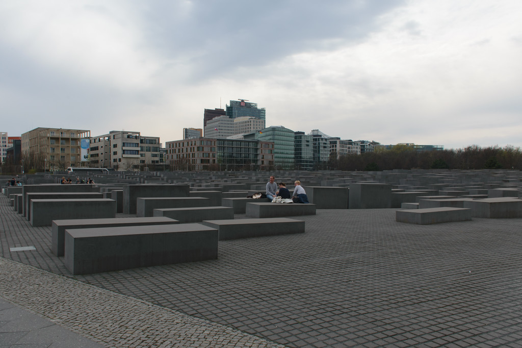 Memorial to the Murdered Jews of Europe. Peter Eisenman, Architect.