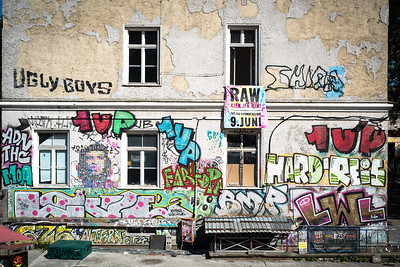 Grafitti | Urban Spree | Berlin