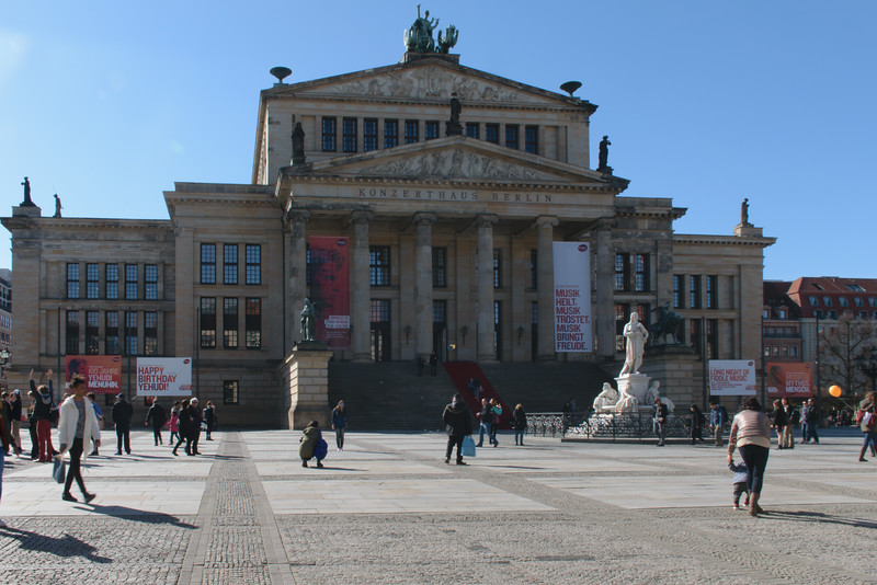 Konzerthaus, Berlin, Germany.