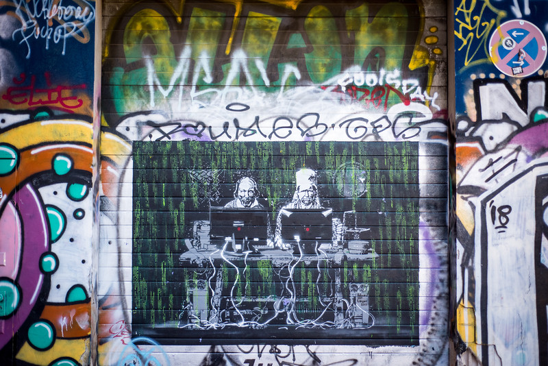 Street art | Urban Spree | Berlin