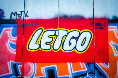 Letgo | Street Art | East Side Gallery | Berlin