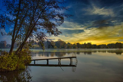 Lake Zeuthen