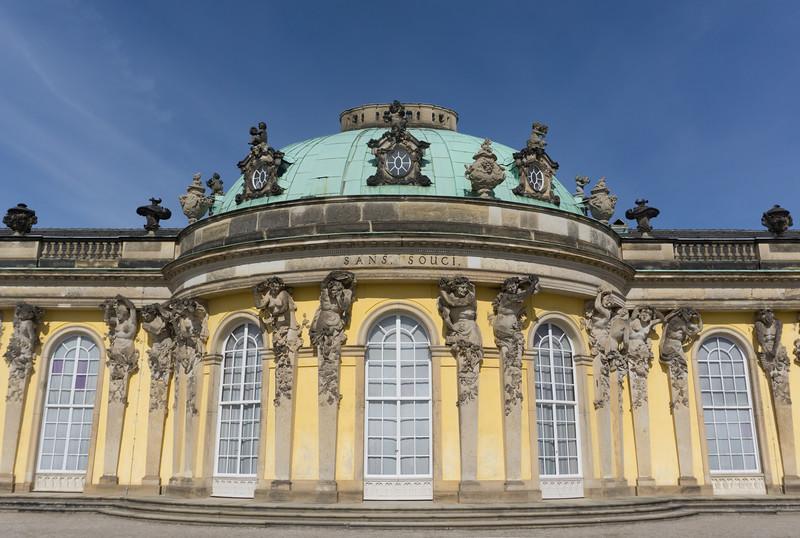 Sanssouci Royall Palace, Germany