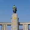Tiegarten Soviet War Memorial, Berlin, Germany