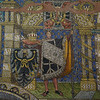 Gedächtniskirche  Kaiser Wilhelm Church Mosaic, Berlin, Germanhy