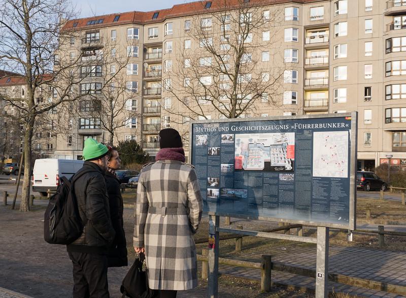 Adolf Hitler Bunker, Berlin, Germany