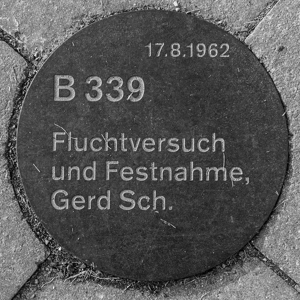 Berlin Wall Memorial, Gedakätte Berliner Mauer, Germany