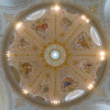 Dresden Frauenkirche, The Church of Our Lady Ceiling., Germany