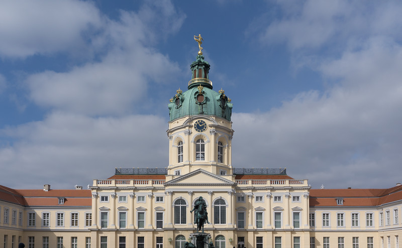 Schloss Charlottenburg Palace, Berlin, Germanhy