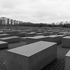 The Murdered Jews of Europe Memorial, Berlin, Germany