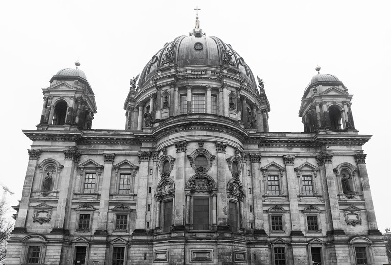 Berlin Cathedral Church, Germany