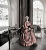 18th Cenbury Dress, Charlottenburg Palace, Berlin, Germany