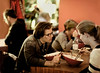 Inside Tables, Monsieur Vuong's, Berlin, Germany
