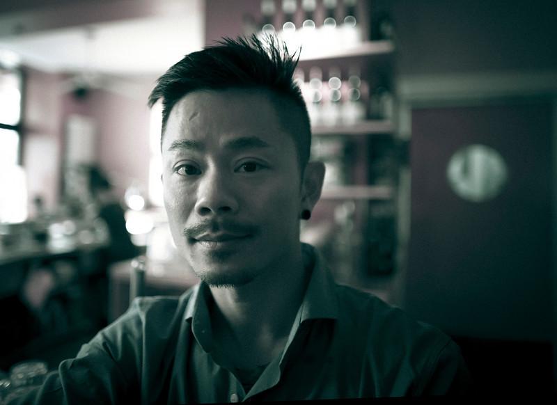Chad, Monsieur Vuong's, Berlin, Germany