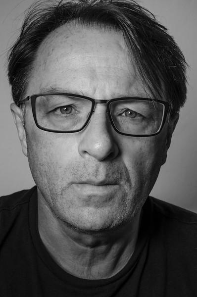 Aram Radomski, geb. 1963 in Neubrandenburg, Fotograf und Unternehmer, am 16.7.19 in Schönhof. Lebt in Schönhof und Berlin