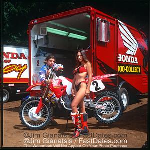 Berm Busters Motocross Calendar Photos