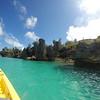 Kayaking Castle Harbour