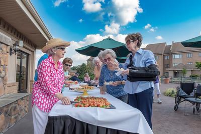 Bermuda Village Magnolia Patio Party