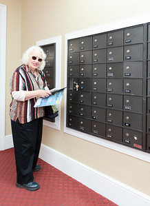 Bermuda Village Mail Room