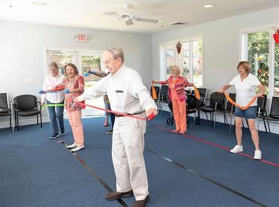 Bermuda Village Stretch and Balance Class