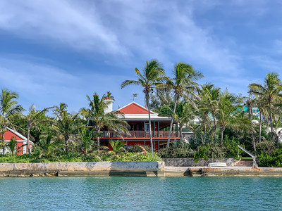 St. George's Waterfront Home.