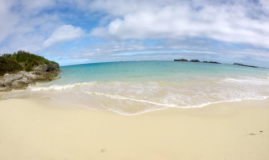 Best beaches in Bermuda - Long Bay Beach at Cooper's Island Nature Reserve