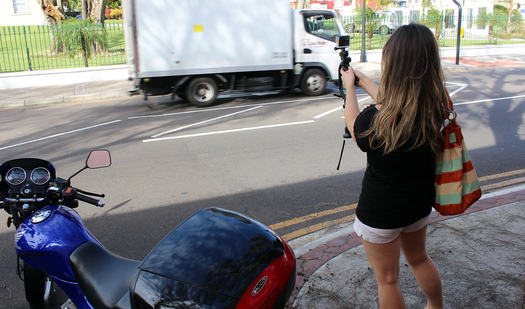 Using a GoPro on the island of Bermuda - Bermuda interesting facts when you travel there