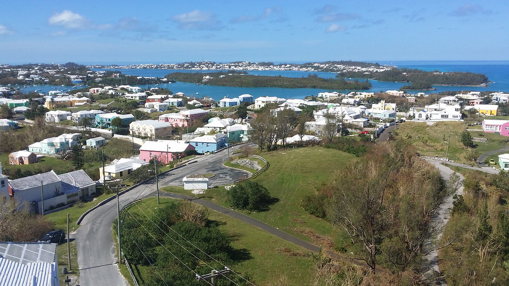 St. David's Lighthouse - Best views of Bermuda - Hidden Gems of Bermuda tour