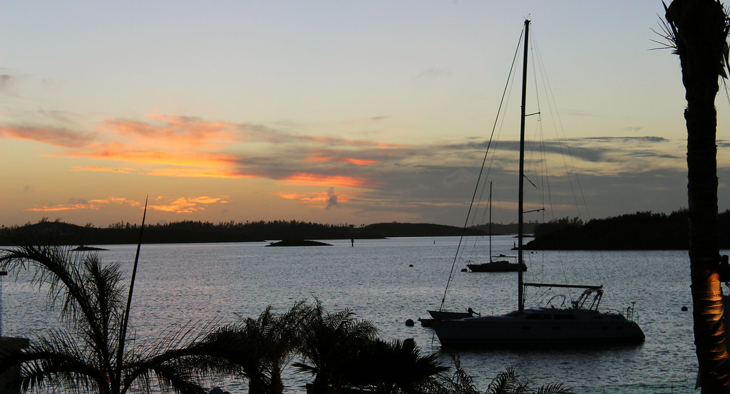 Where to Stay in Bermuda: Hamilton Princess and Beach Club - Sunsets
